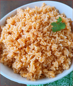 Mexican Restaurant-Style Rice