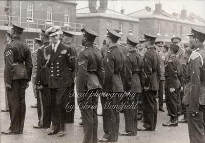 1953 Coronation celebrations in Woolwich