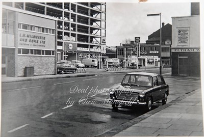 Beresford Square and Greens end.. plus Plumstead road