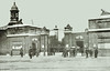 late 1800s .  Royal Arsenal main gates before they were extended upwards