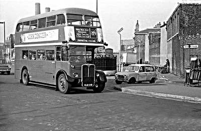 Approx'  1970.. Beresford square