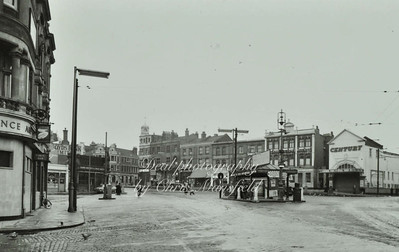approx' mid 50s.  Beresford square