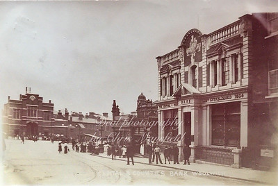 Early 1900s ,  Beresford square