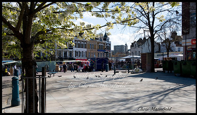 April 4th 2009 .  Beresford square