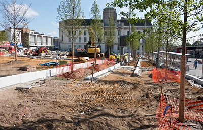 June 3rd 2011.. Construction of General Gordon Place