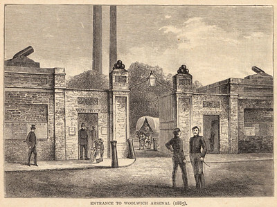 1885  Arsenal Gates