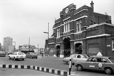 March 1980 Arsenal Gates