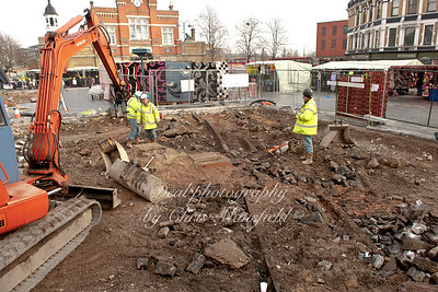 Jan' 2011 .. Re Paving Beresford square