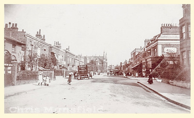 Plumstead common road .
