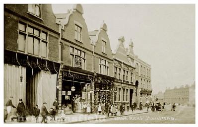 Approx' 1920s.  Plumstead high street