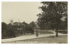 Early postcard showing Plumstead Common Bandstand