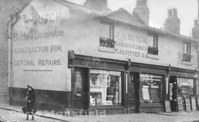 JH Sutch & Sons ,  Plumstead common road