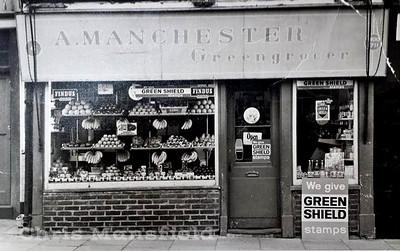 Manchesters shop in Herbert road