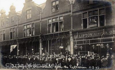 Feb 11th 1907 Plumstead high street