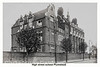 Early Postcard. High street school... Now Bannockburn school