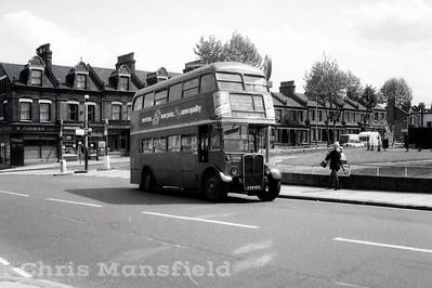 1971 Plumstead corner