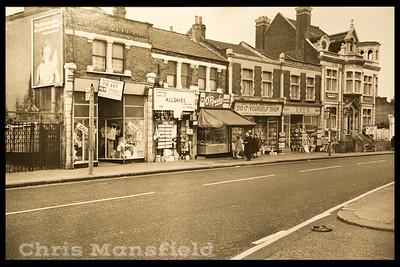 Plumstead high street 1976