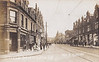 Early postcard, Plumstead high street