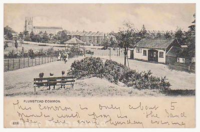Early 1900's postcard ..