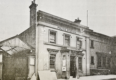 The First Woolwich Police station