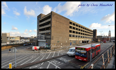 Feb' 13th 2009.. Calderwood st car park