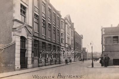 Old Postcard , Polytechnic street