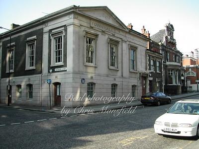 Old town hall , Calderwood street   2002