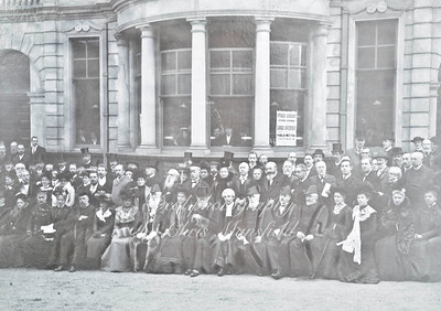 Nov' 8th 1901.. Opening of the Woolwich Public Library
