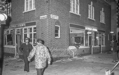 Nov' 7th 1974.  Kings arms Pub bombing