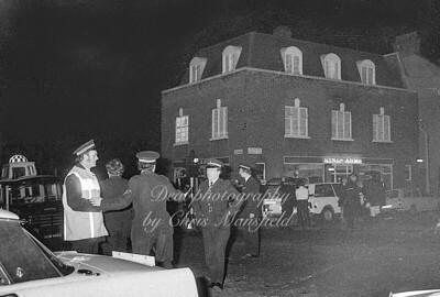 Nov' 7th 1974 .  Kings arms pub bombing