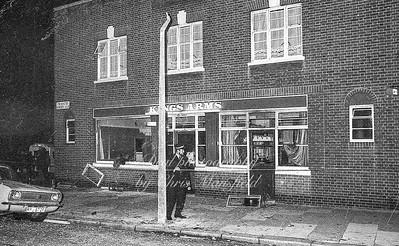 Nov' 7th 1974. Kings arms Pub bombing.
