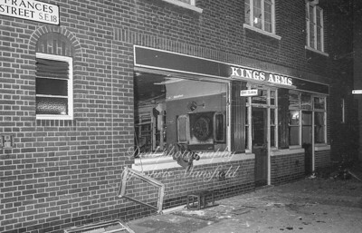 Nov' 7th 1974 Kings arms bombing
