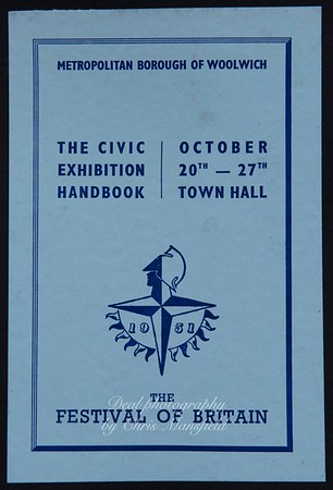 October 1951  Woolwich festival