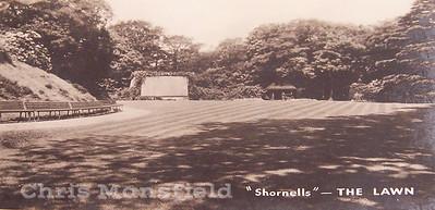 Shornells garden