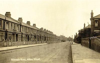 Blithdale road
