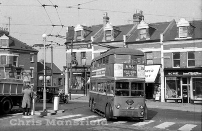Plumstead corner / Wickham lane