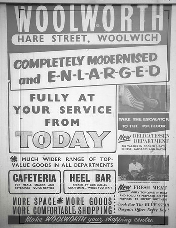 kentish Independent advert 1963