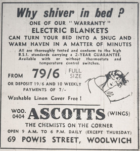 Feb' 1959 .. Kentish Independent advert