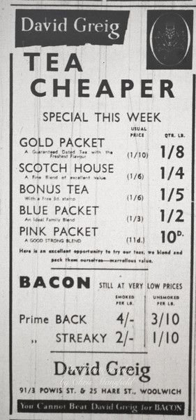 July 1961  Kentish independent advert