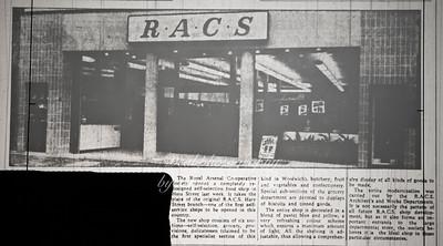 April-May 1961 . Kentish Independent clip