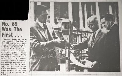1961 Kentish Independent clip