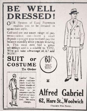 1926  Kentish independent advert