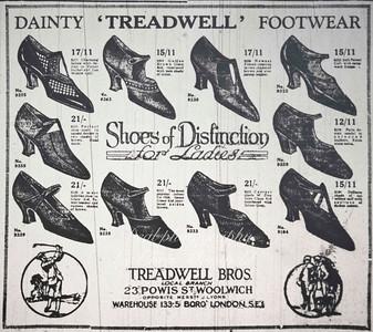 Kentish independent advert 1926