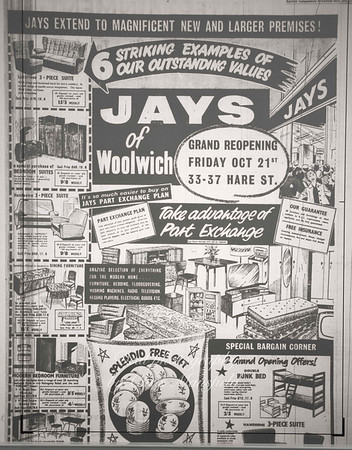 1960 Kentish Independent advert
