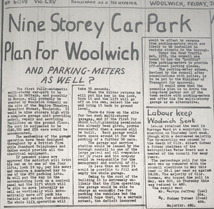 July 1959.. Kentish Independent clip
