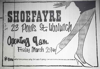 Kentish Independent advert  march 1963
