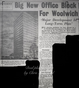 Feb' 1962 .. Kentish Independent article