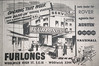 Kentish Independent advert showing that Furlongs petrol station opened on June 15th 1958