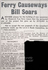 June 1963  Ferry causeway costs article
