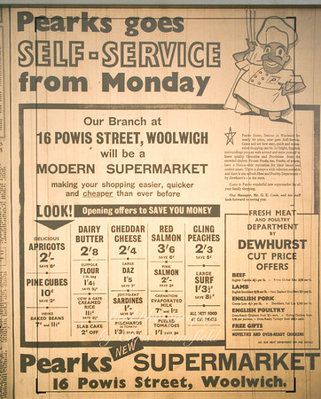 Oct 1960  Kentish Independent advert